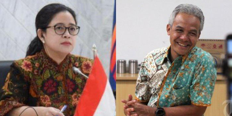 "Ganjar Dan Puan Berkonflik, PDIP Cek Ombak Ke Publik Ingin Figur Populis Atau ""Pemilik"" Partai"