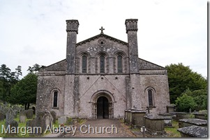Margam Abbey Church