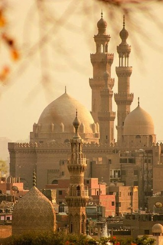Old Cairo, Egypt..