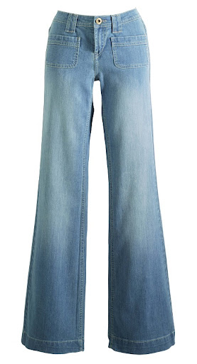 Matalan Wide Leg Flare Jeans