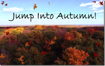 Jump into Autumn