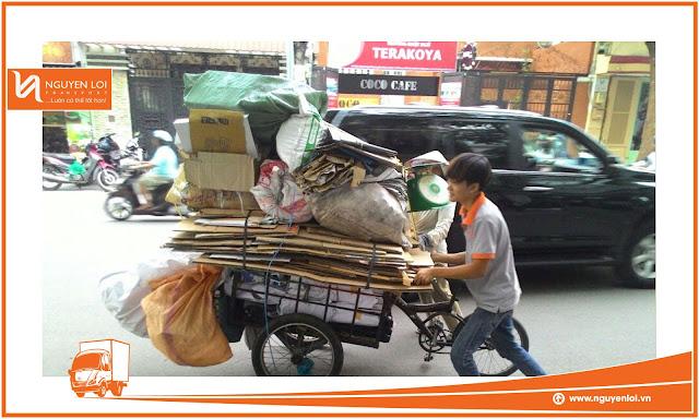 thuê xe tải huyện Bình Chánh