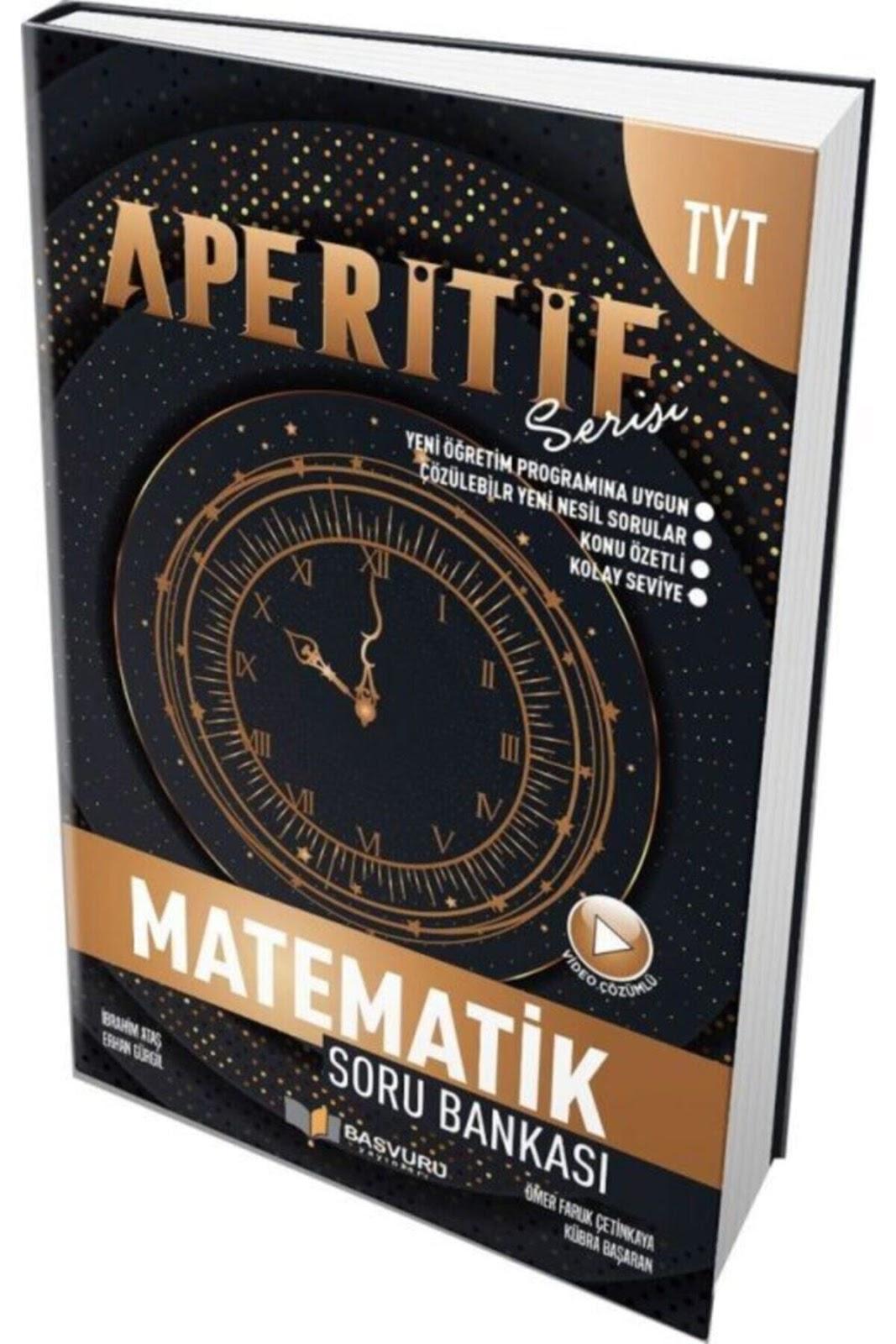 Başvuru Yayınları - TYT Matematik - Aperetif Soru Bankası
