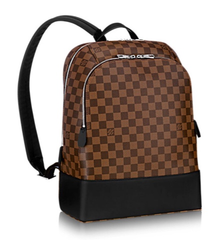Features unique to the LV Jake backpack are the smallish size compared to  earlier models 79f88c00bbb4e