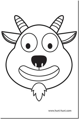 mascaras de cabras (1)
