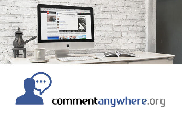 CommentAnywhere.org