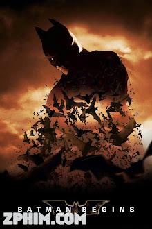 Người Dơi Xuất Hiện - Batman Begins (2005) Poster