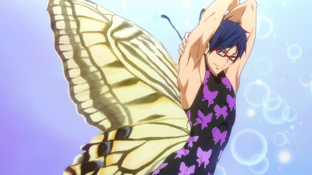 Free! Iwatobi Swim Club Episode 4 Screencap 1