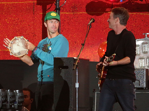 Coldplay 2015 Global Citizen Festival-52