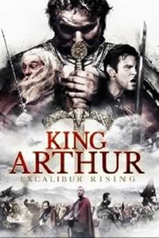 Capa Rei Arthur A Volta da Excalibur Torrent