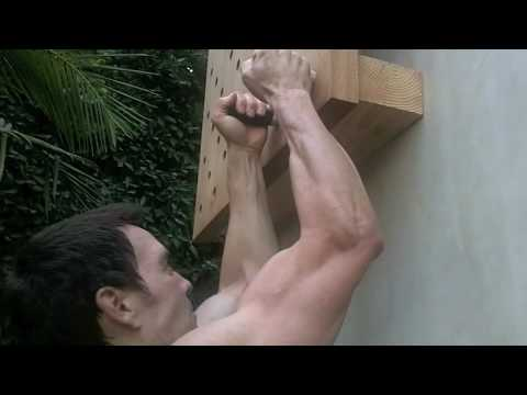 Tony Horton Strong Man, Tony Horton