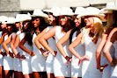 USA F1 Grid girls