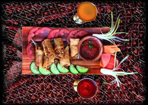 Govindam Retreat menu 7