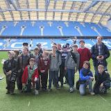 Zwiedzanie Stadionu Lecha