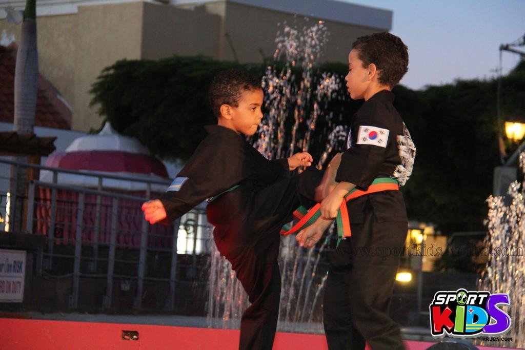 show di nos Reina Infantil di Aruba su carnaval Jaidyleen Tromp den Tang Soo Do - IMG_8591.JPG