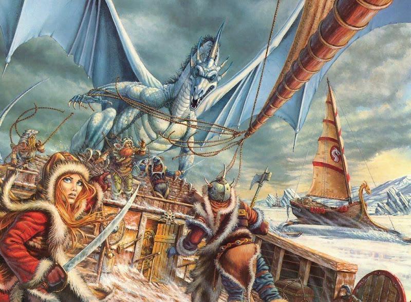 Dragon Attacks, Dragons 2