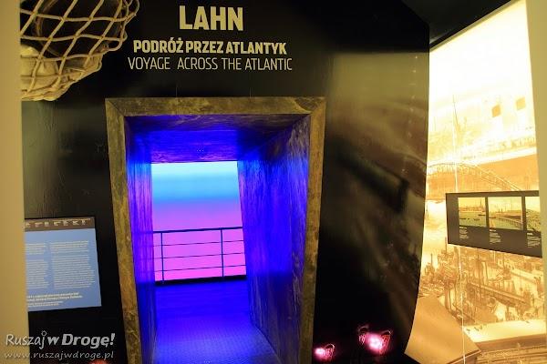 Multimedialne wystawy w Muzeum Emigracji w Gdyni