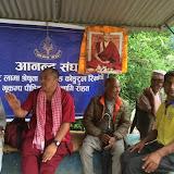 2015年7月16日尼泊爾協助救災紀錄