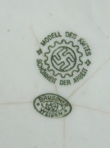 Schaal van de Duitse arbeitsdienst