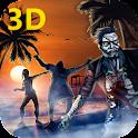 Zombie Tropic Island Survival icon