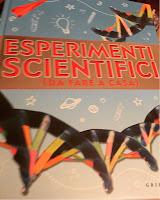 libro esperimenti scientifici