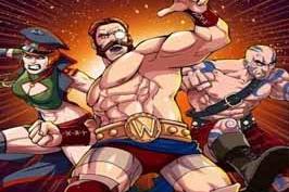The Muscle Hustle: Slingshot Wrestling v1.0.13752 Full Apk For Android