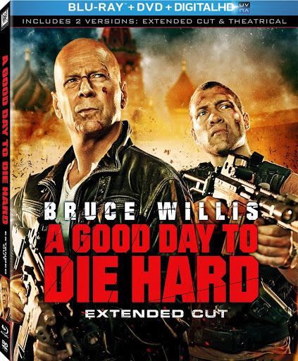 A Good Day to Die Hard (2013) Extended Cut วันดีมหาวินาศ คนอึดายยาก