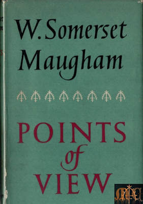 Points of View by W. Somerset Maugham