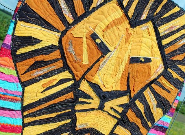 Lion King Quilt