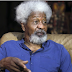 WAIT TILL JANUARY AND SEE IF I WILL DESTROY MY GREEN CARD OR NOT - WOLE SOYINKA REPLIES NIGERIANS