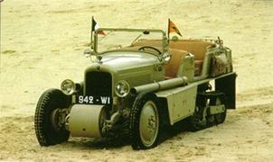 Citroen 1931 C4F autochenille
