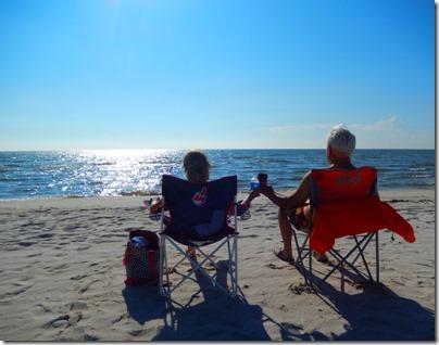 silver slipper beach