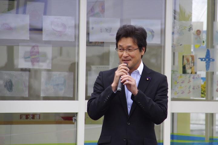 佐々木康宏 議長