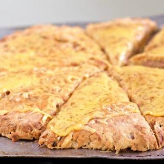 Cheesy Ham Scones