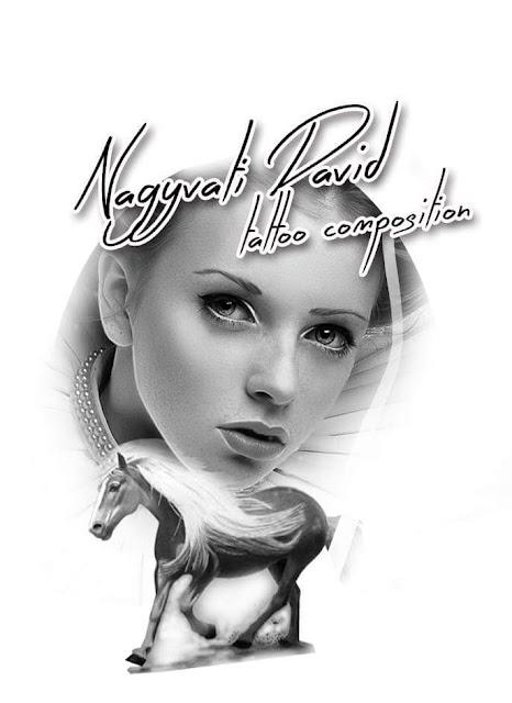 design, egyedi tetoválás, horse, Nagyvati David, Nagyvatidavidtattoo, portrait, szeged, szegedi tetoválás, tattoo, tattoo design, tattoo stencil, tattooer, tetoválás minta, tetováló művész
