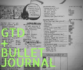 Bullet Journal Indonesia dan GTD