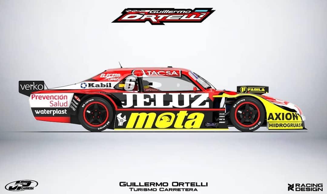 Chevrolet Turismo Carretera Ortelli 2020