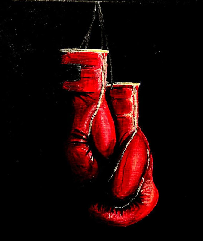 Pix For gt Boxing Gloves Hanging Wallpaper