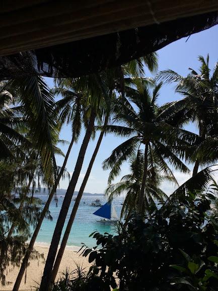 長灘島-樹屋外風景