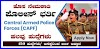 UPSC Recruitment  Notification 2021- Apply Online for CRPF Posts