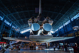 Udvar-Hazy National AIr and Space Museum