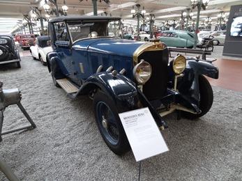 2017.08.24-143 Mercedes-Benz Cabriolet Type 600 1928