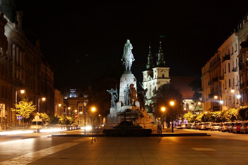 plaza Jana Matejki