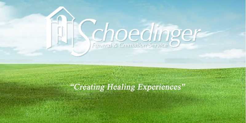 Funeral Home Worthington Ohio Schoedinger Funeral and Cremation Logo