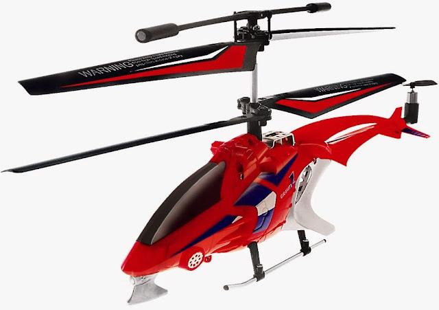 Mô hình Trực thăng Gravity-Z Skyrover điều khiển từ xa sinh động đẹp mắt