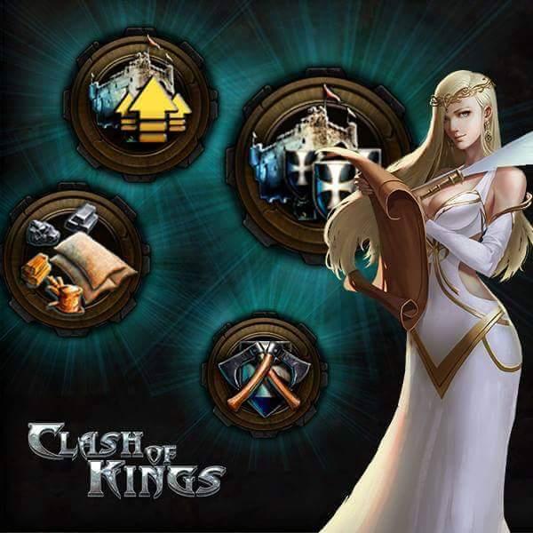 Clash of Kings'e Oyun Hakkındaki Düşüncelerini İlet Ödül Kazan