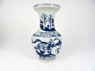 Legend Temple Wide Neck  Vase