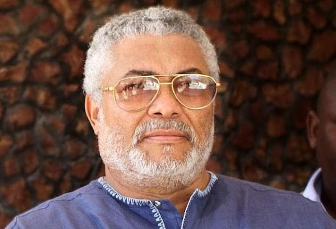 Breaking: Former President of Ghana Jerry John Rawlings Dead