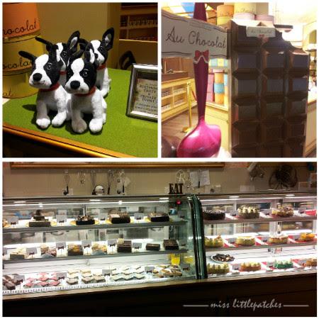Au Chocolat - Retail Confiserie