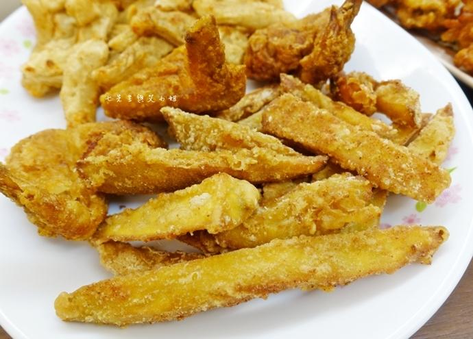 13 真有味炸雞 新莊美食 新莊四維市場美食 新北美食